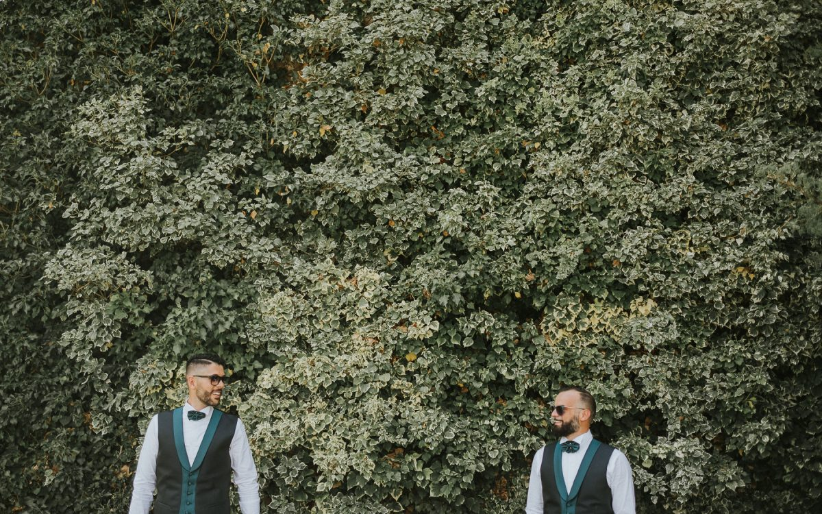 Emiliano & Stefano - same sex Wedding