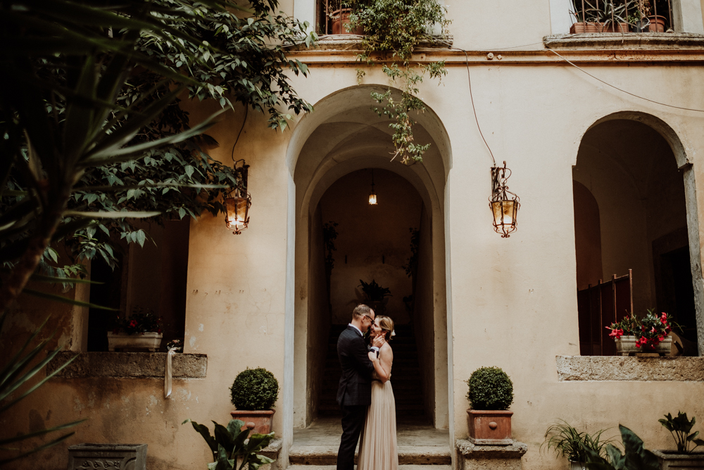 Jenifer & Vincent | Wedding in Arpino