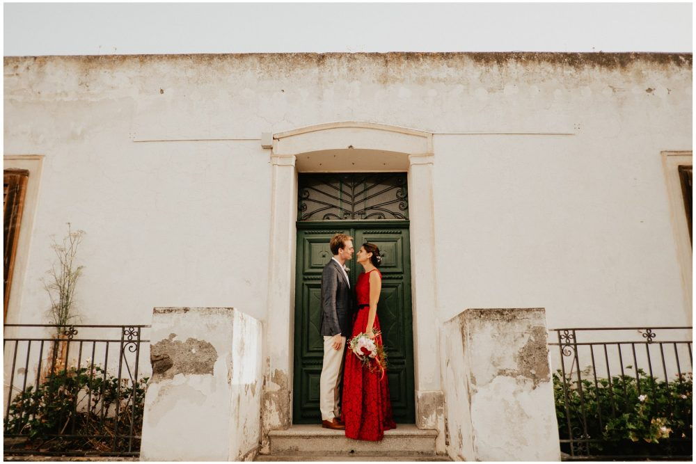 Safinaz & Matthew | Wedding in Salina | Aeolian Islands