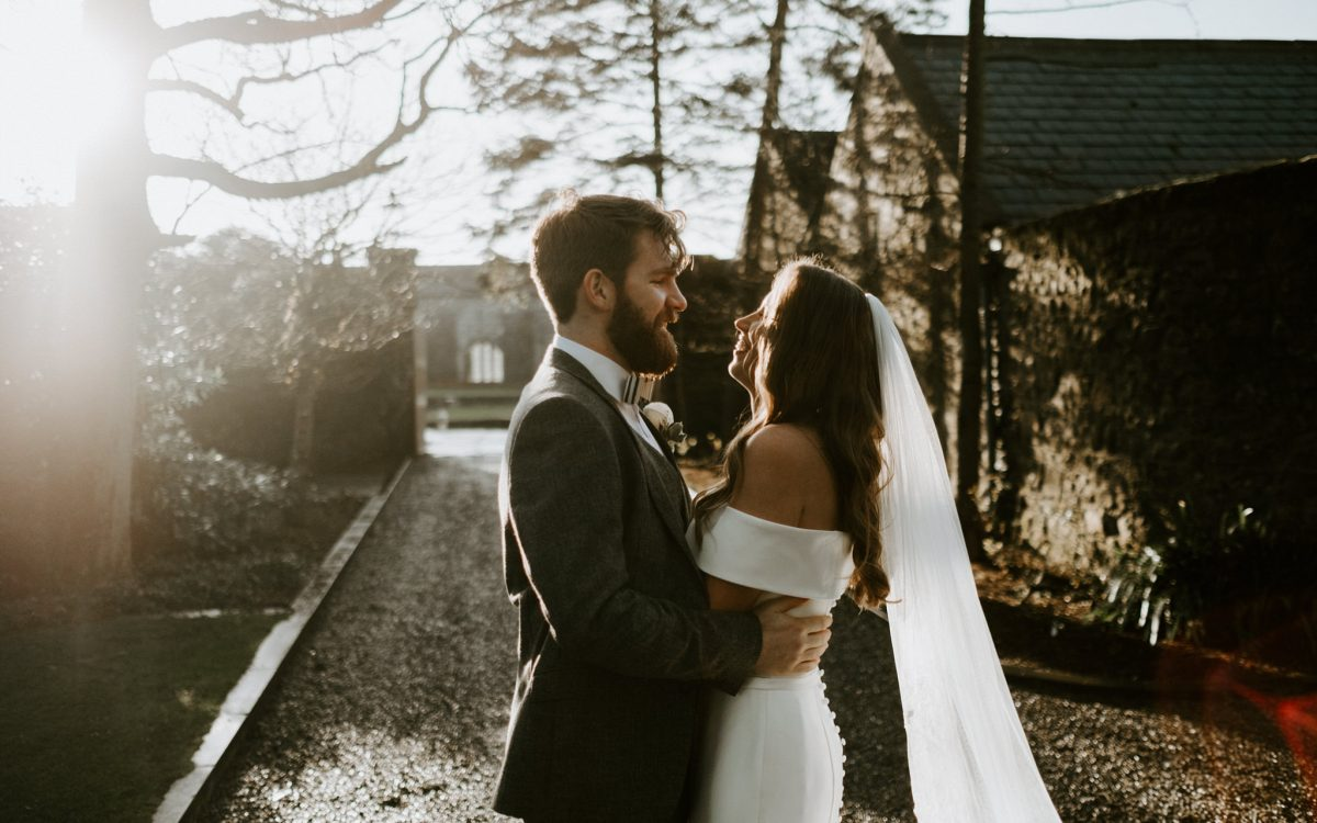 Anni & Micheal | Ballymagarvey Village| Irish wedding